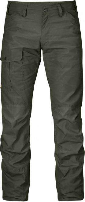 Fjällräven Nils Trousers Herren Outdoor Hose - Mountain Grey – Bild 1