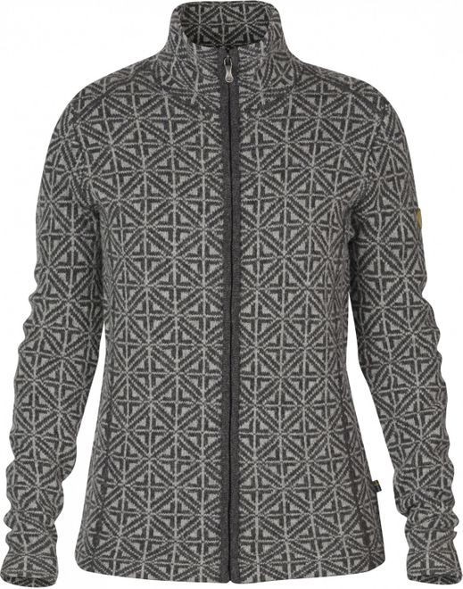 Fjällräven Frost Sweater - dark grey