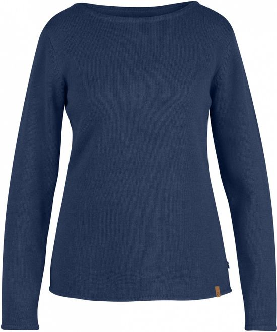 Fjällräven Kiruna Knit Sweater W. - blueberry