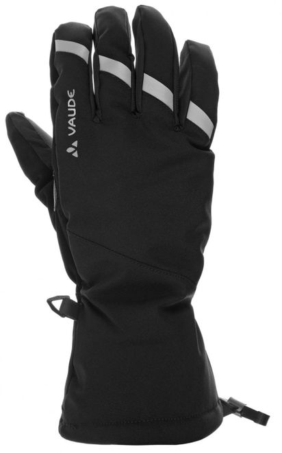 Vaude Tura Gloves II Bike-Handschuhe - black