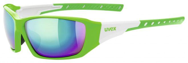 Uvex Sportstyle 219 Sportbrille - green white