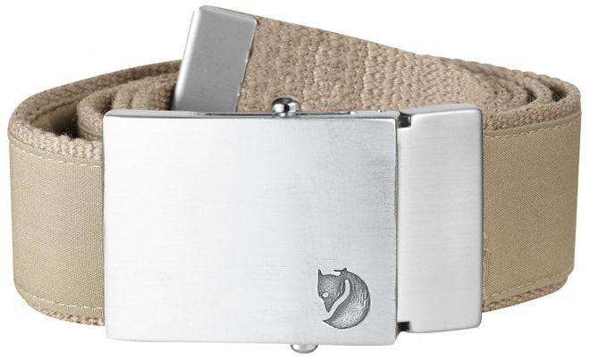Fjällräven Canvas Money Belt - light khaki 1 size