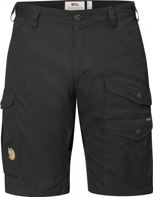 Fjällräven Barents Pro Shorts Herren Trekking Shorts - Dark Grey/Dark Grey – Bild 1