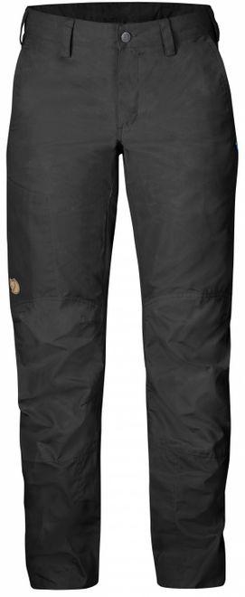 Fjällräven Nilla Trousers Damen Outdoorhose - Dark Grey – Bild 1