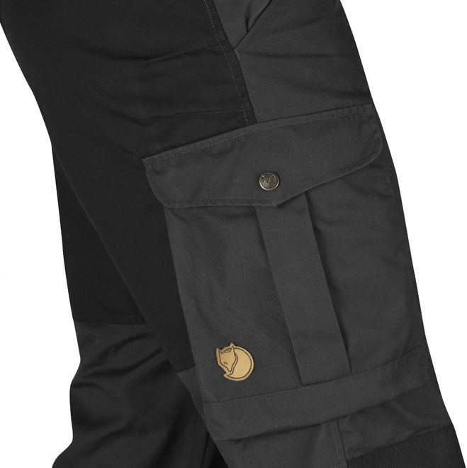 Fjällräven Barents Pro Winter Herrenhose - Dark Grey – Bild 2