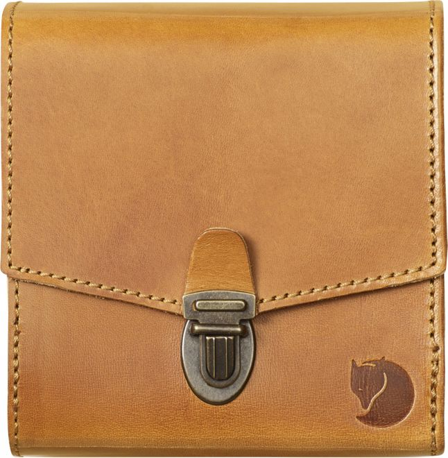 Fjällräven Cartridge Bag - Leather Cognac