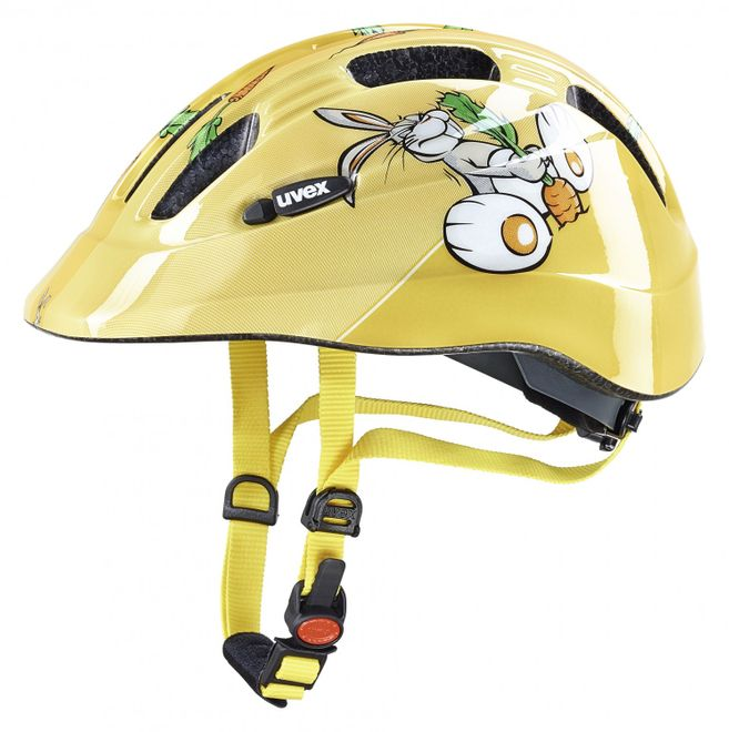 Uvex Cartoon Kinder-Fahrradhelm - rabbit