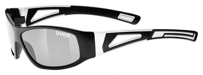 Uvex Sportstyle 509 Kinder-Sportbrille mit Kopfband - black