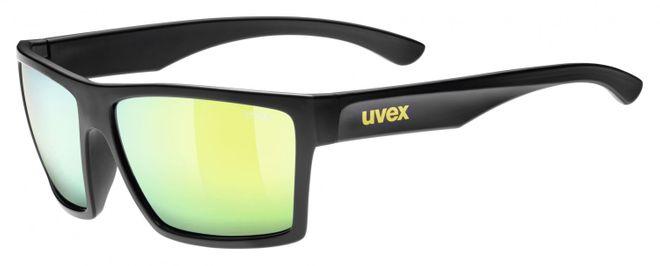 Uvex LGL 29 Sonnenbrille - black mat