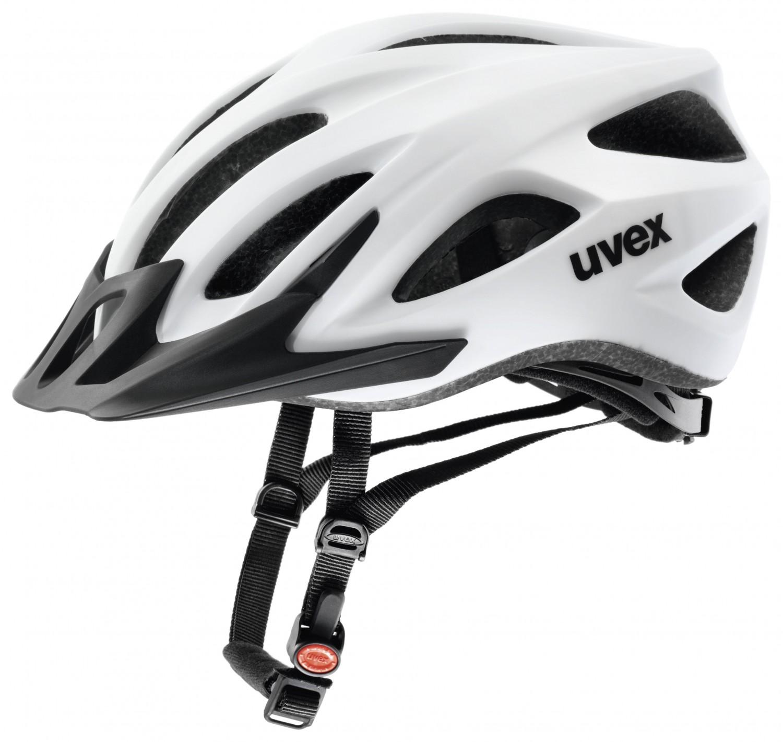 uvex viva 2 fahrradhelm white mat sport radsport. Black Bedroom Furniture Sets. Home Design Ideas