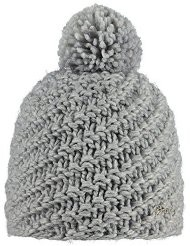 Barts Chani Beanie - heather grey one size