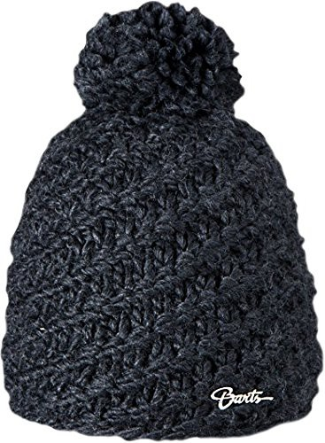 Barts Chani Beanie - anthracite one size