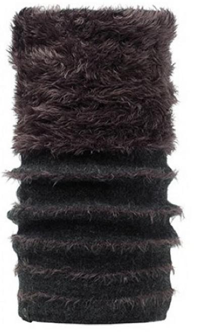 Buff Neckwarmer Eskimo - black