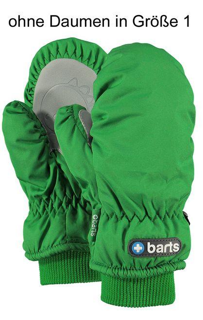Barts Nylon Mitts Kinder Handschuhe - grün – Bild 2