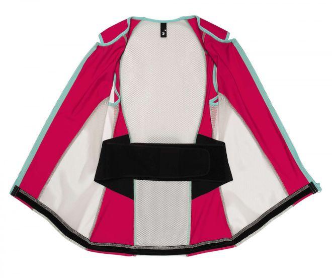Alpina JSP Women Vest Ski Protektor - white berry – Bild 2