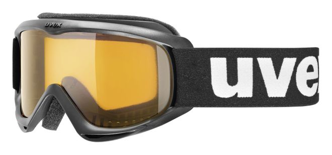 Uvex Snowcat Junior-Skibrille - black