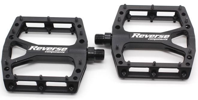 Reverse MTB Pedal Black One - schwarz – Bild 2