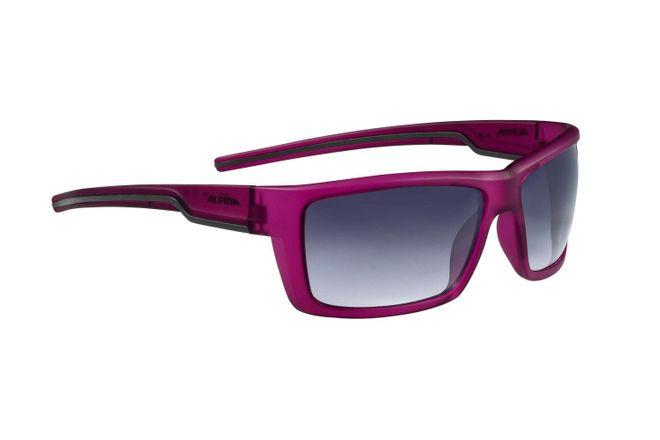 Alpina Slay Sonnenbrille - berry matt