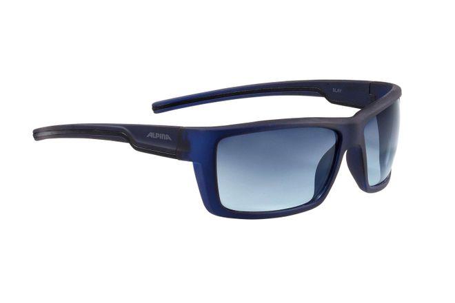 Alpina Slay Sonnenbrille - nightblue matt