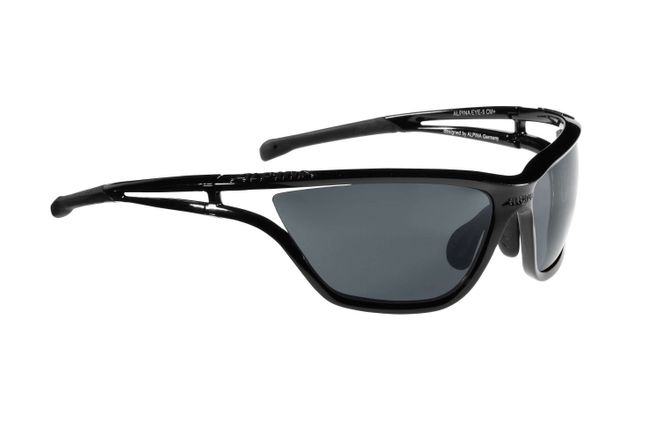 Alpina Eye-5 CM+ Sportbrille - black