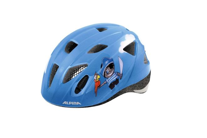 Alpina Ximo Kinder Fahrradhelm - pirate
