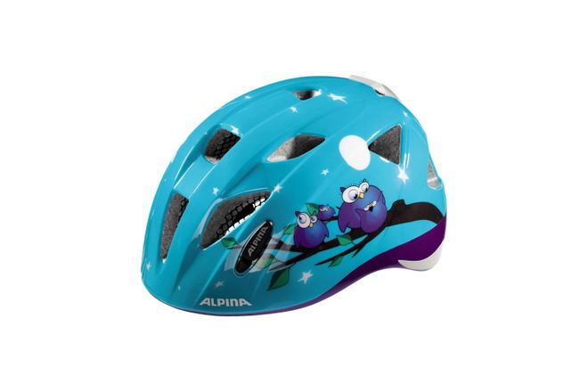 Alpina Ximo Flash Kinder Fahrradhelm - owis