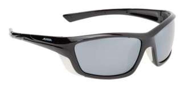 Alpina Flexxy Tour CM+ Sportbrille - black white