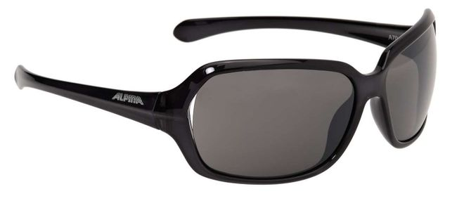 Alpina A70 Sonnenbrille - black transparent