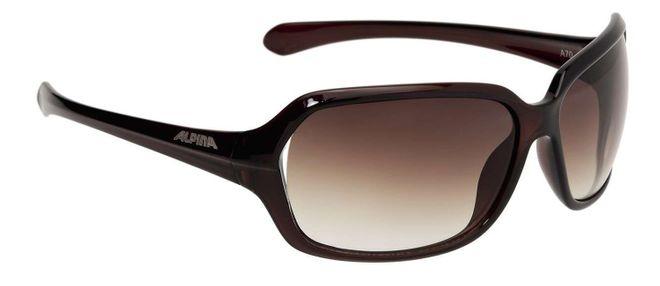 Alpina A70 Sonnenbrille - brown transparent