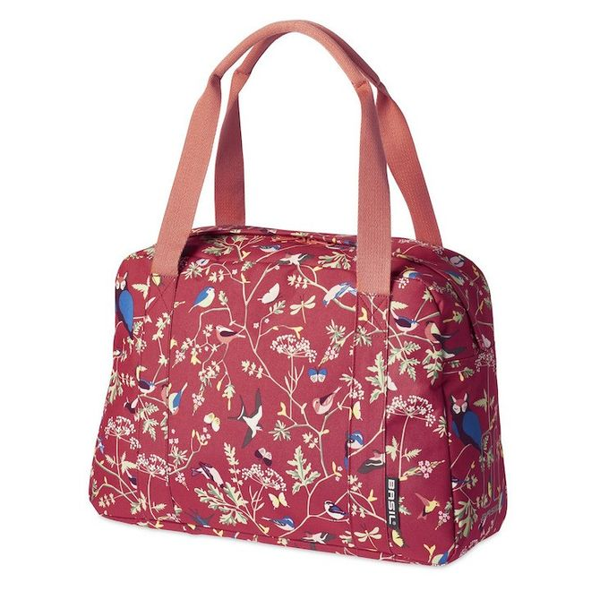 Basil Schultertasche Wanderlust Carry All Bag - vintage red