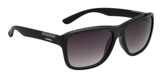 Alpina A 111 Lifestyle-Brille - black transparent