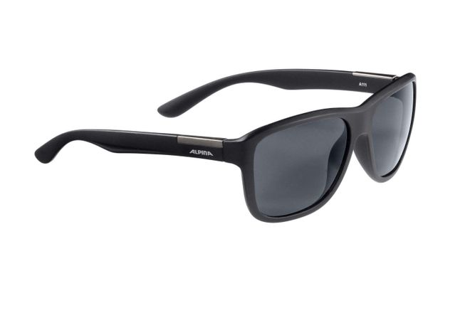 Alpina A 111 Lifestyle-Brille - black matt
