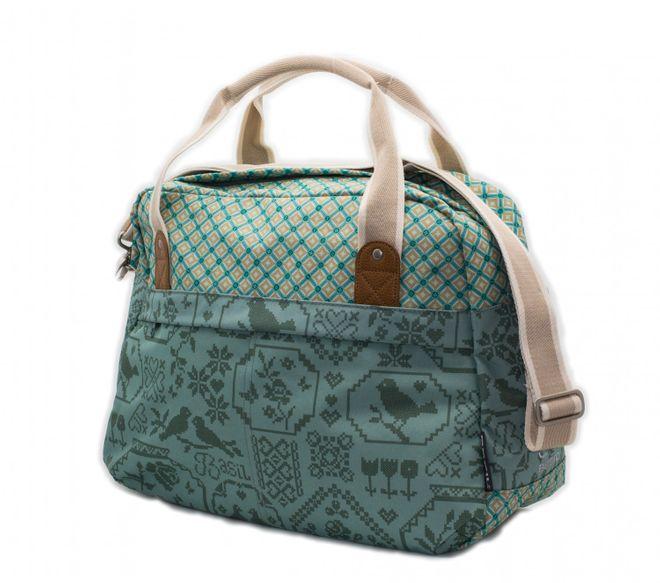 Basil Schultertasche Bohème Carry All Bag - Jade – Bild 1