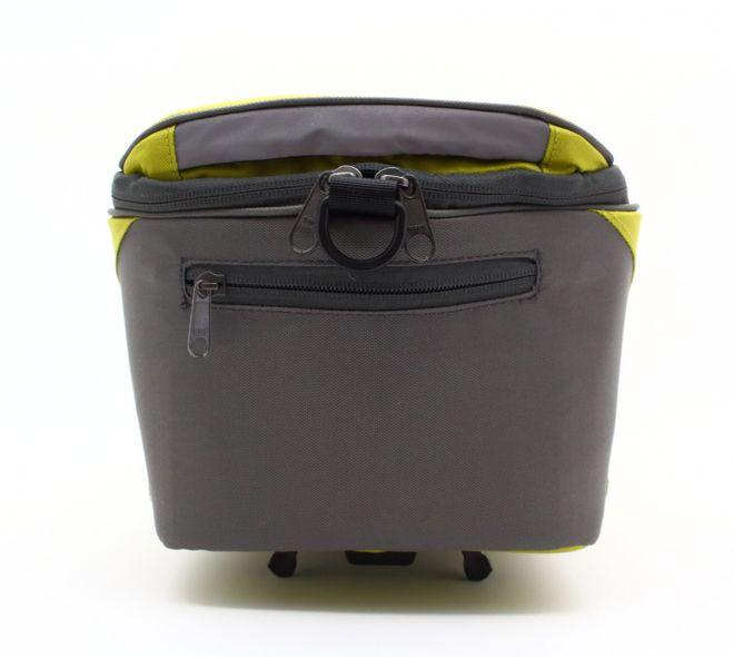 Racktime Gepäckträgertasche Talis trunk bag eco - peat bog green/dust – Bild 4