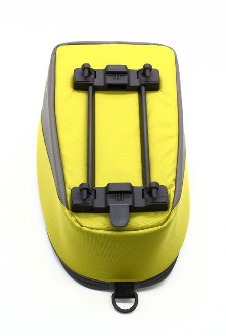 Racktime Gepäckträgertasche Talis trunk bag eco - peat bog green/dust – Bild 6