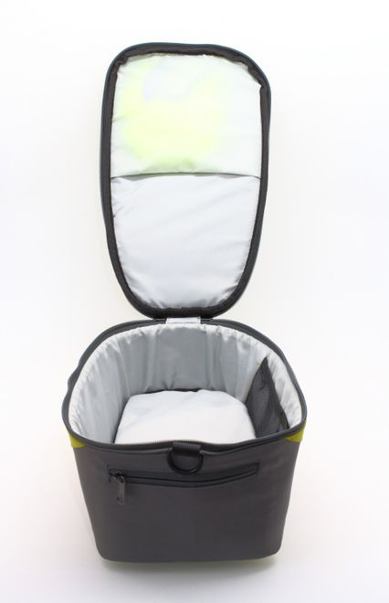 Racktime Gepäckträgertasche Talis trunk bag eco - peat bog green/dust – Bild 5