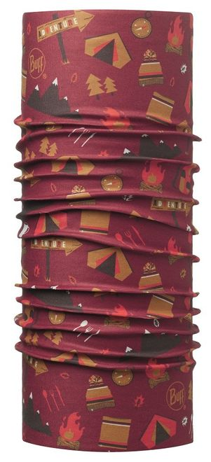 Buff Junior Original Schlauchtuch - adventure grana