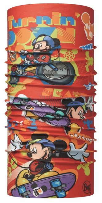 Buff Child Original Schlauchtuch Mickey - SK8 red