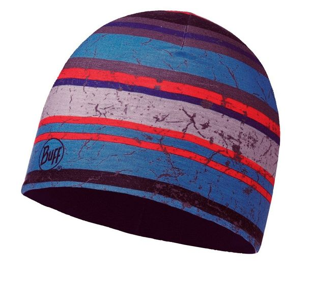 Buff Child Microfiber & Polar Hat - dash multi - blue depths