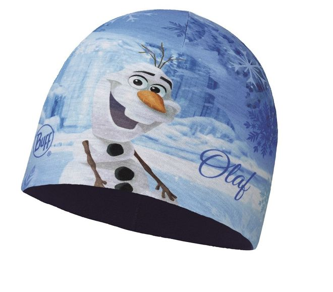 Buff Child Microfiber & Polar Hat Frozen - olaf blue - navy