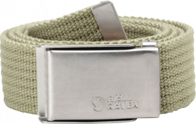 Fjällräven Merano Canvasbelt - Light Khaki