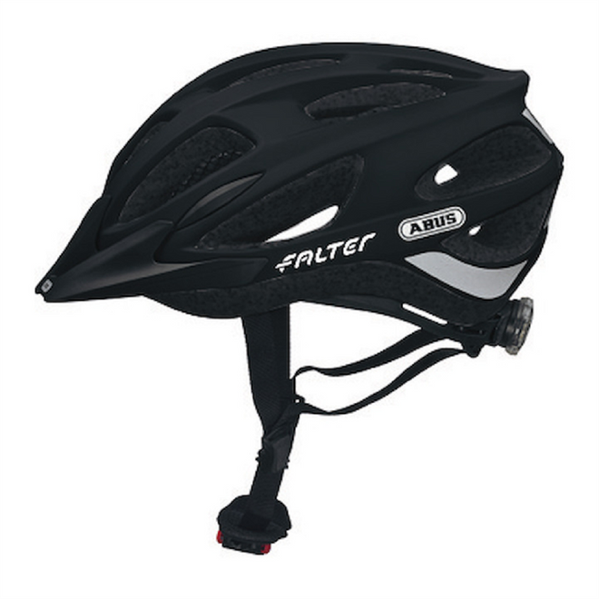 Abus Touren-/Cityhelm New Gambit Falter - black