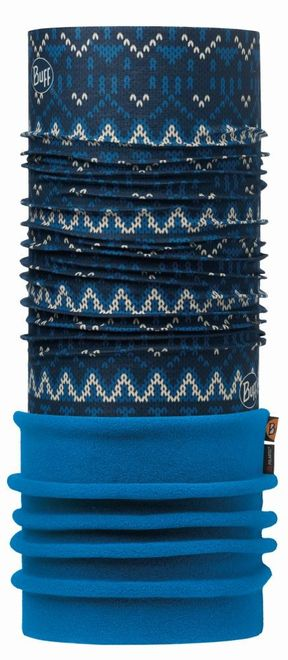 Buff Polar Schlauchtuch - knit dark navy - harbor