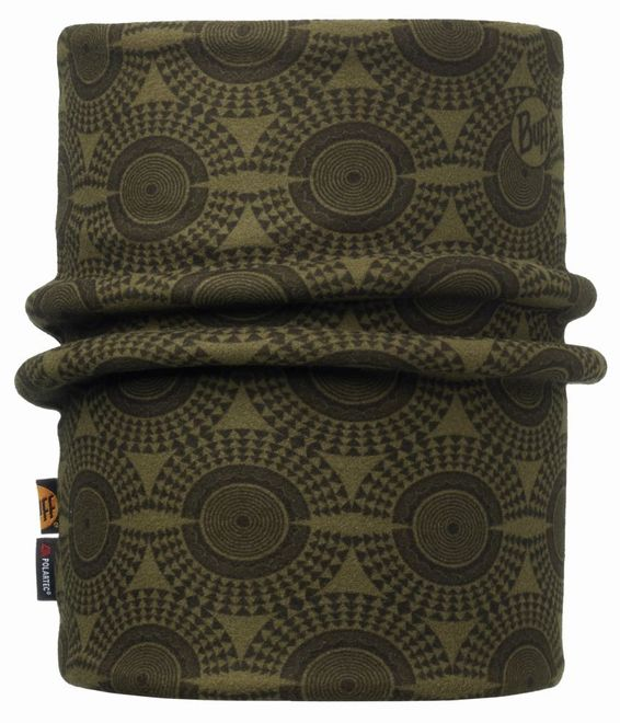 Buff Polar Reversible Neckwarmer - lastat military - military – Bild 1