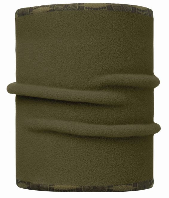 Buff Polar Reversible Neckwarmer - lastat military - military – Bild 2
