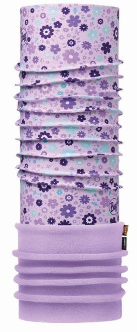 Buff Baby Polar Schlauchtuch - petals lilac - lilac