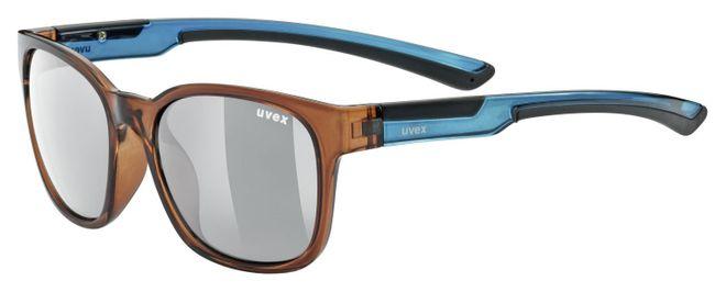 Uvex LGL 31 Pola Lifesyle Sonnenbrille - brown
