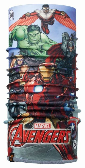 Buff Junior Polar Schlauchtuch Superheroes Avengers - assemble multi - flint