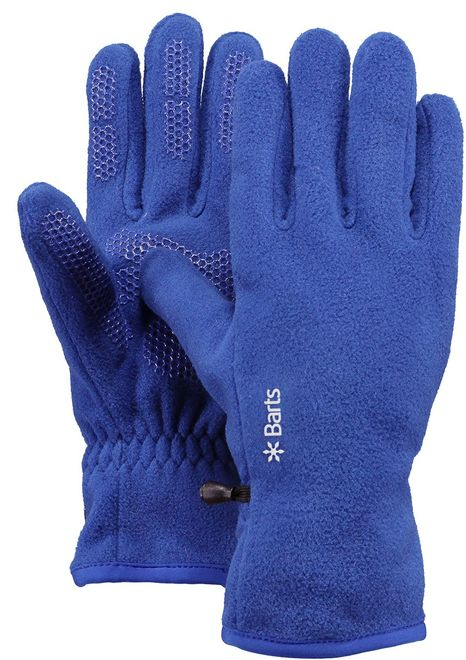 Barts Fleece Gloves - prussian blue