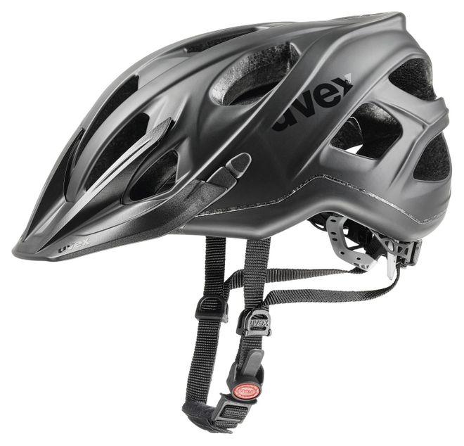 Uvex Stivo cc Fahrradhelm - black mat